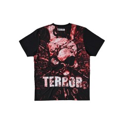 Terror T-Shirt It Ain't Over