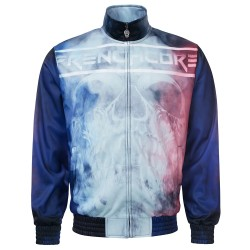 Frenchcore Training Jacket Smoked Skull