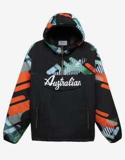 AUSTRALIAN GABBER WINTER JACKET ANORAK HARDCOURT 050