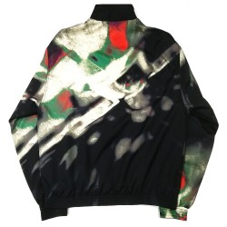 AUSTRALIAN GABBER JACKETS SPECIAL EDITION DARK GREEN RED