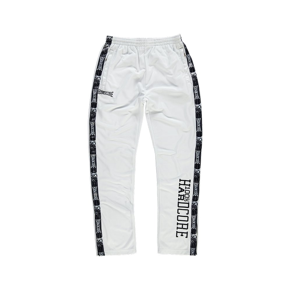 100% Hardcore Training Pants White